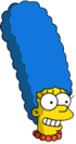 Marge Happy Icon