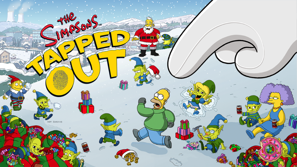 Tsto Christmas 2019 Christmas 2014 Event | The Simpsons: Tapped Out Wiki | FANDOM
