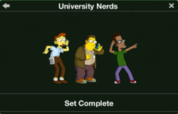 University Nerds Collection