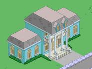 Colonel Burns' Mansion animation