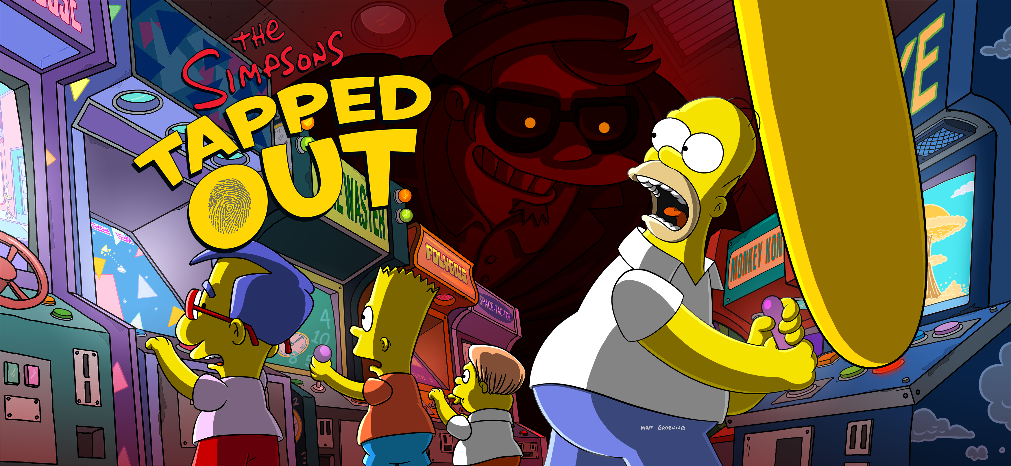 Character Starts Simpsons Tapped Out Halloween 2020 Game of Games The Sequel 2020 Event | The Simpsons: Tapped Out