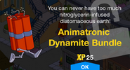 Animatronic Dynamite Bundle Unlocked
