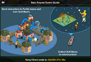 Bart Royale Event Guide