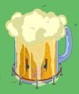 BeerquariumAgitated