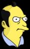 Llewellyn Sinclair Annoyed Icon