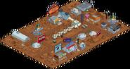 Mars Colony Level 3 Menu