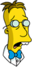 Professor Frink Exhausted Icon