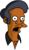 Apu Surprised Icon