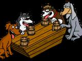 Bar Dogs
