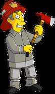 Fireman Skinner Unlock