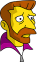 Hank Scorpio Sad Icon