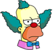 Krusty Annoyed Icon