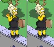 Pride Homer Restocking the Oranges (2)