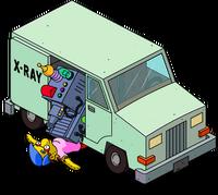 X-Ray Truck Menu