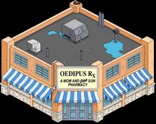 Oedipus Rx Menu