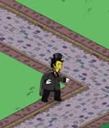 Jack the Ripper Stalking Prey