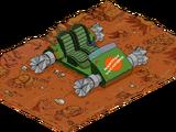 Martian Vacation