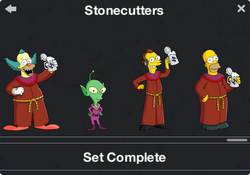 Stonecutters Character Collection 2