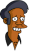 Apu Embarrassed Icon