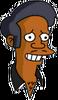 Apu Embarrassed Icon