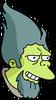 Bridge Troll Moe Happy Icon
