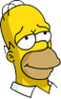 Homer Dreamy Icon