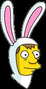 Hugs Bunny Icon