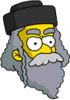 Rabbi Krustofsky Annoyed Icon