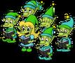 Crowd of Elves Menu