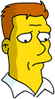 Buck Mitchell Sad Icon