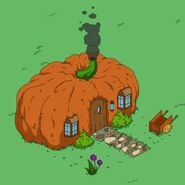Pumpkin House animation