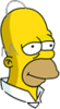 Retired Homer Icon