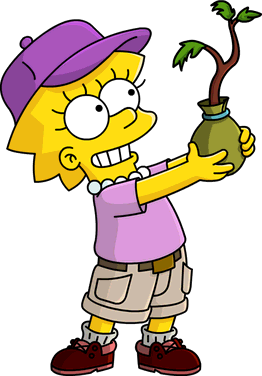 Treehugger Lisa The Simpsons Tapped Out Wiki Fandom Powered By