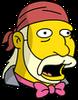 Dr. Bonebreak Surprised Icon