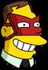 Iron Yuppie Happy Icon