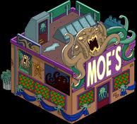 Moe's Terror Menu
