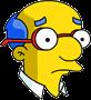 Kirk Sad Icon