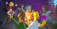 Treehouse of Horror XXIX Event Store Panel