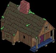 Spooky Cabin Menu