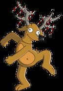 Dancing Reindeer Unlock