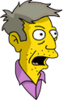 Skinner Madsurprised Icon