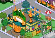 SpringfieldDownsOnFire