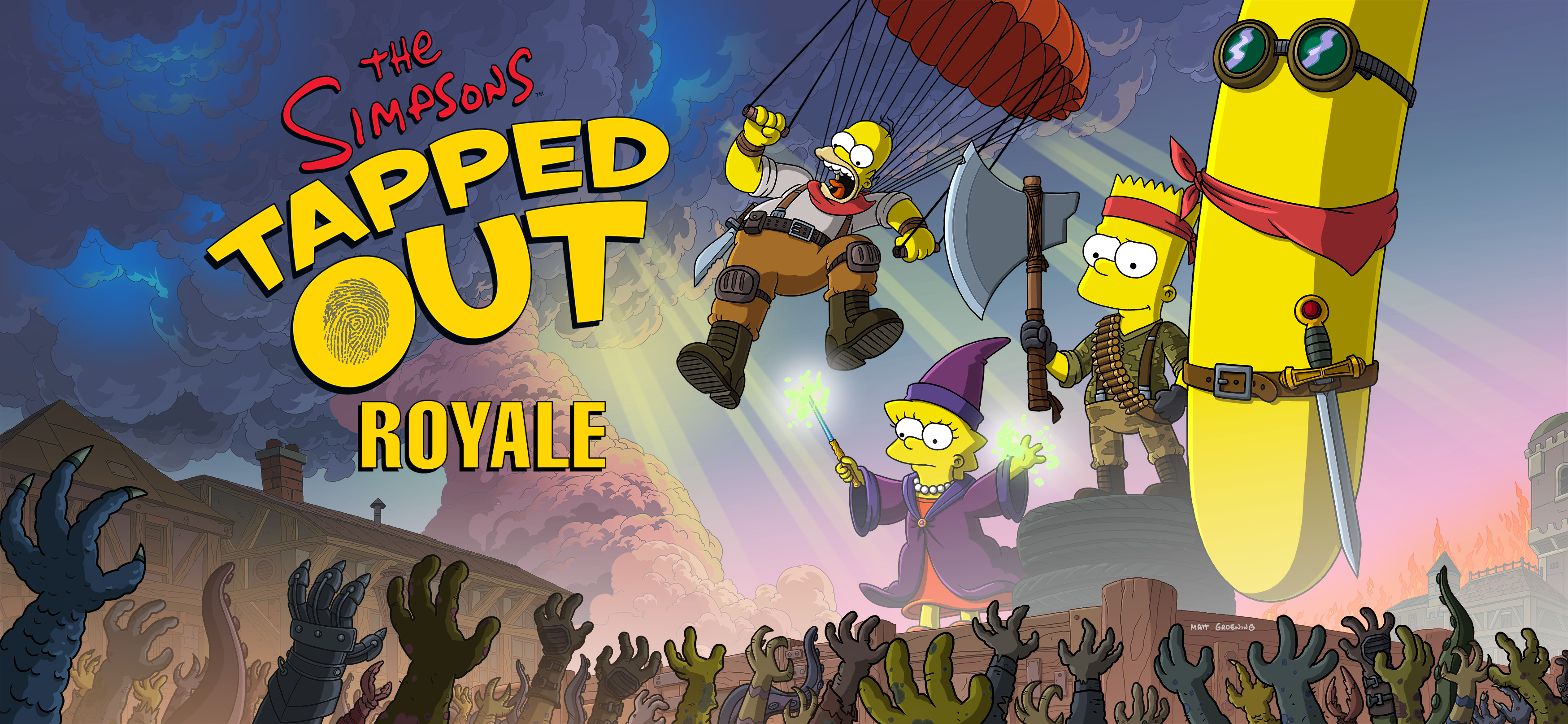 The Simpsons Tapped Out Christmas 2019 Game of Games 2019 Event | The Simpsons: Tapped Out Wiki | FANDOM