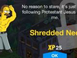 Shredded Ned