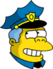 Wiggum Guilty Icon