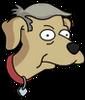 Skinner Dog Icon