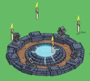 Summoning Circle animation