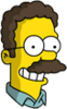 Ted Flanders Happy Icon