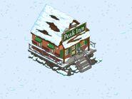 The Peak Inn animation