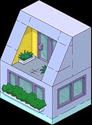 Modern Side Building 1 Menu